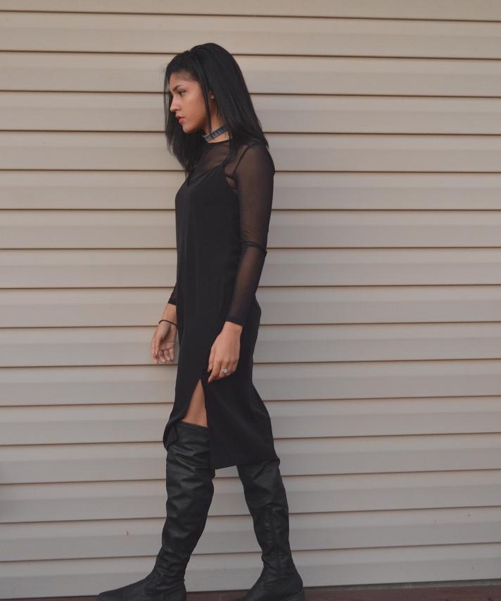 mesh-top-dress